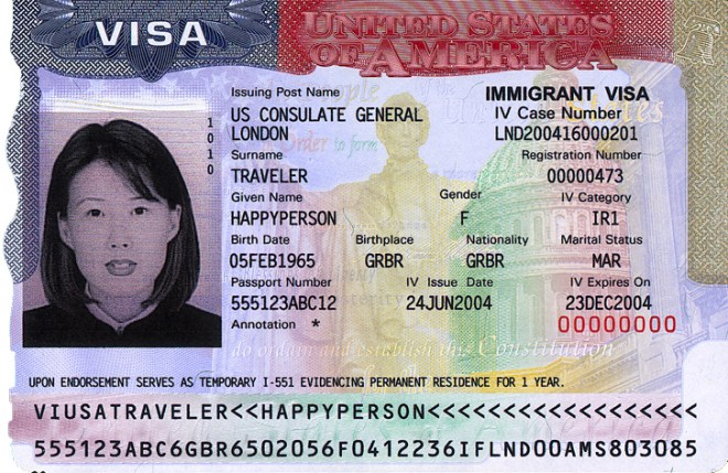 usa green card